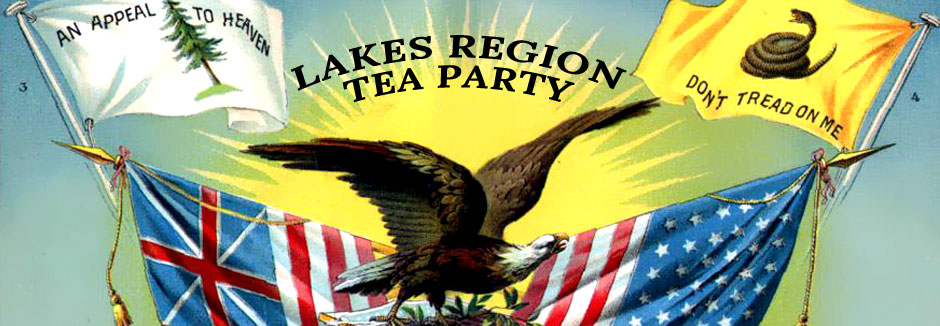 Lakes Region Tea Party